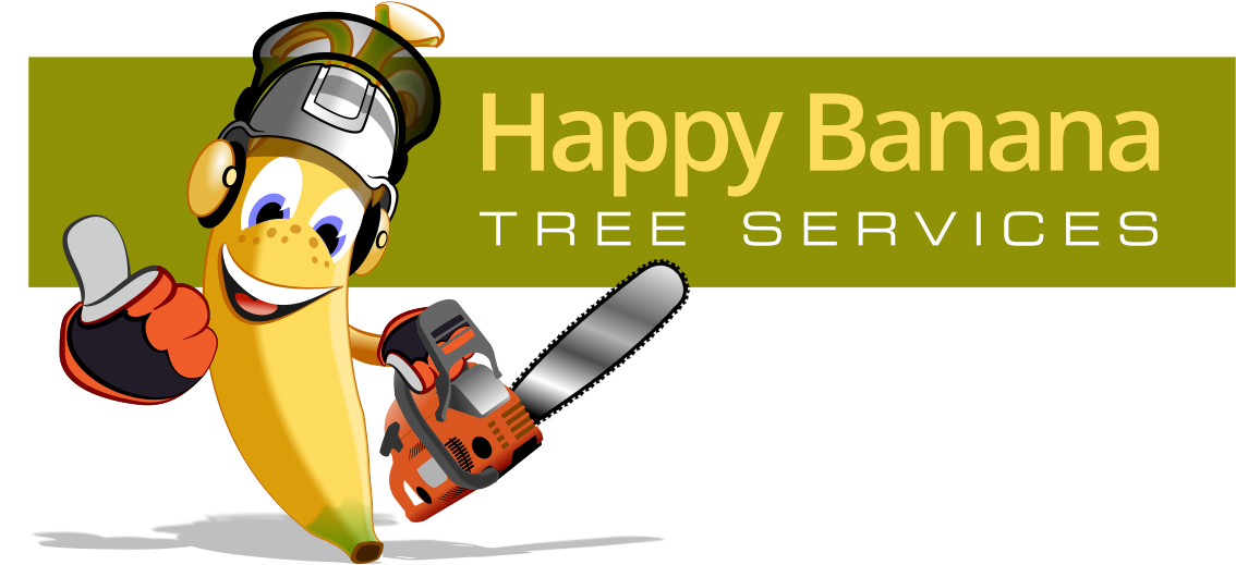 Happy Banana Tree Services Retina Logo